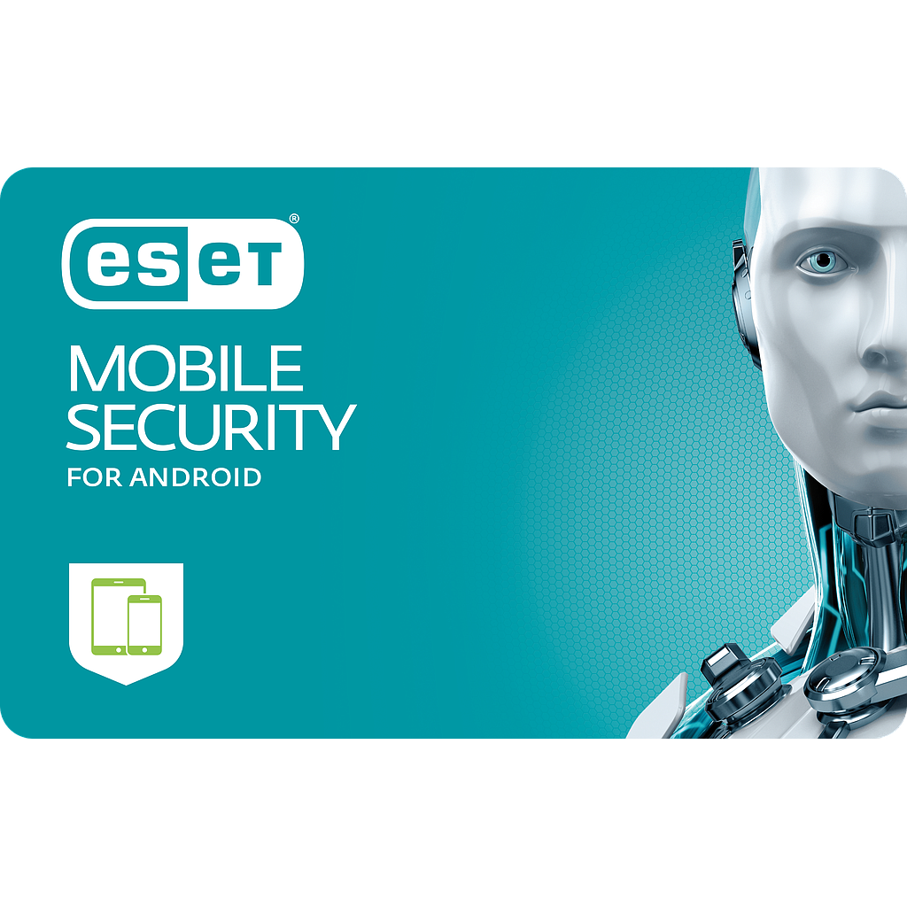 ESET Mobile Security for Android 1 įreng., 2 metai