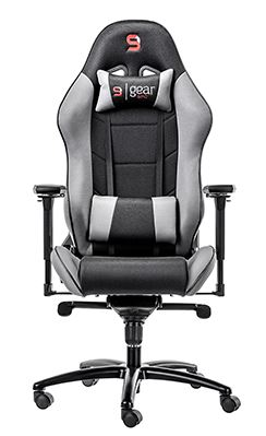 SILENTIUM PC Gear SR500F GY Gaming Chair