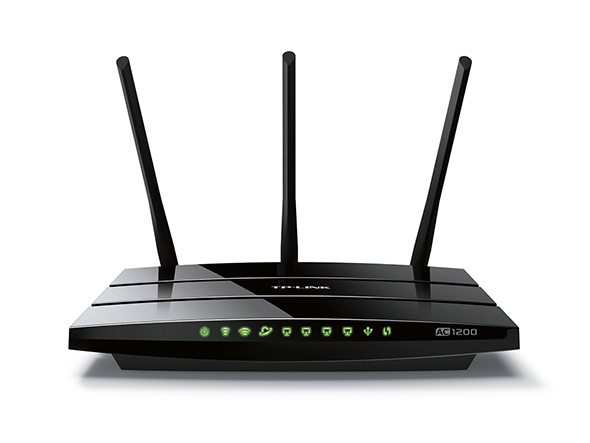 TP-LINK AC1200 Dual Band Gigabit Router